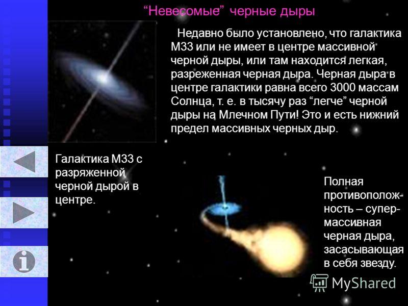 Фонтан энергии из черных дыр В галактике MCG 6 –30 –15 была обнаружена черная дыра, выбрасывающая в космос энергию. Вообще, когда материя приближается к дыре, она под действием гравитации проваливается в бездонноечрево черной дыры. Черная дыра в гала