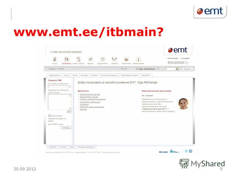 www.emt.ee/itbmain? 29.06.20129