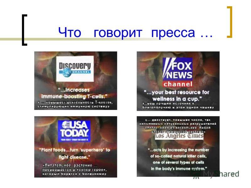 5 Что говорит пресса …