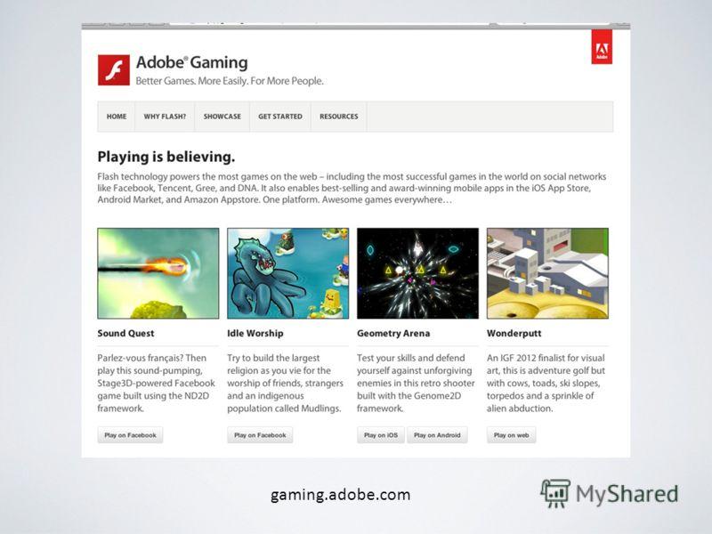 gaming.adobe.com