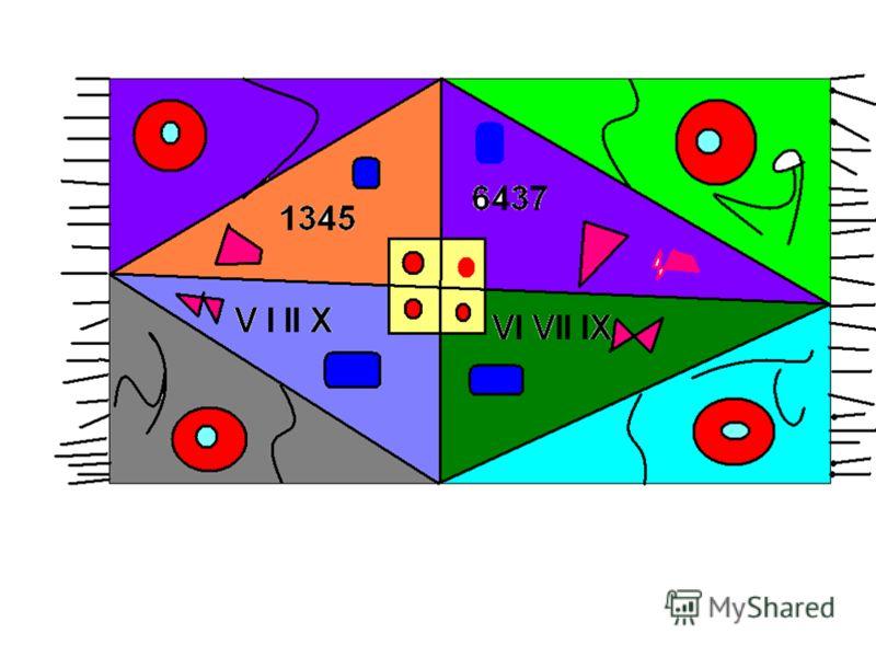 1 3 579 II IV VIVIIIX