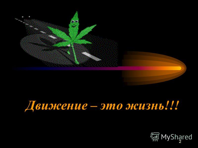 2 Движение – это жизнь!!!
