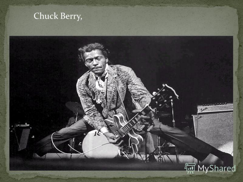 Chuck Berry,