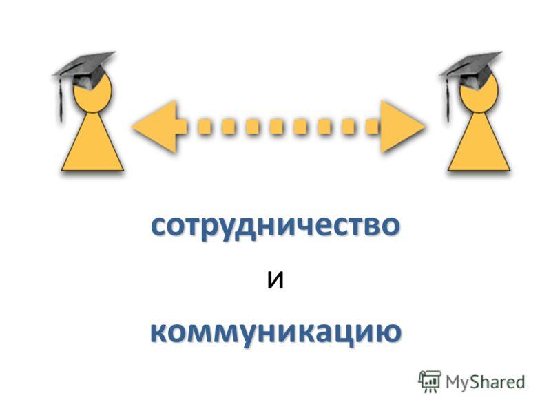сотрудничество икоммуникацию
