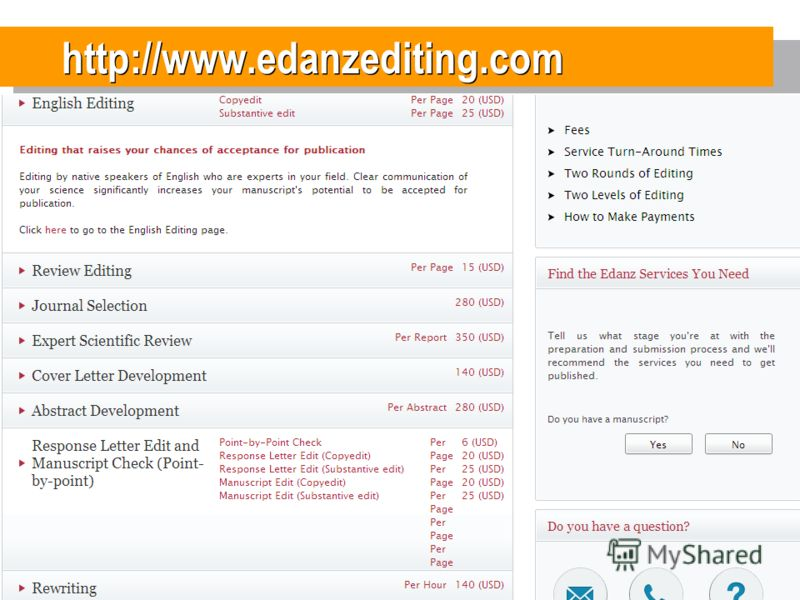 31 http://www.edanzediting.com