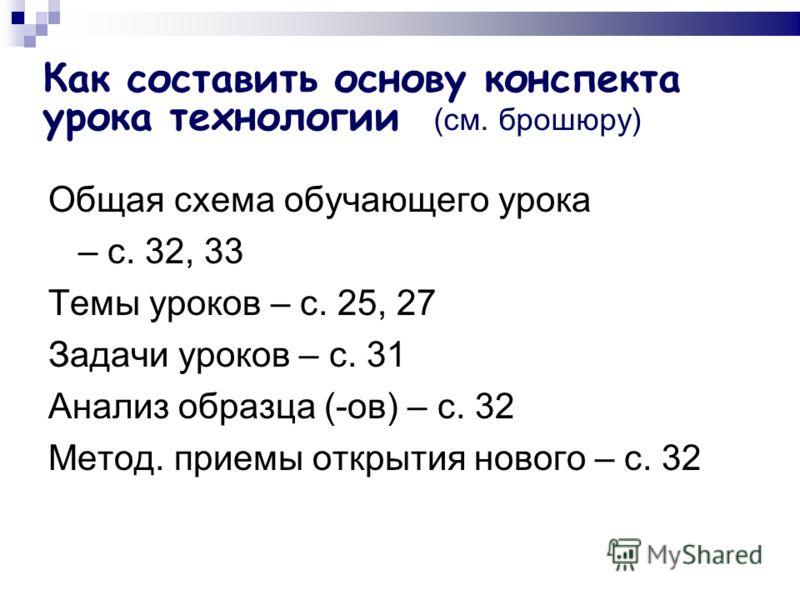 32, 33 Темы уроков – с.