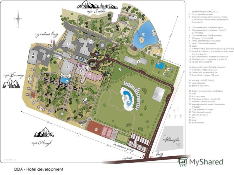 DDA - Hotel development 14