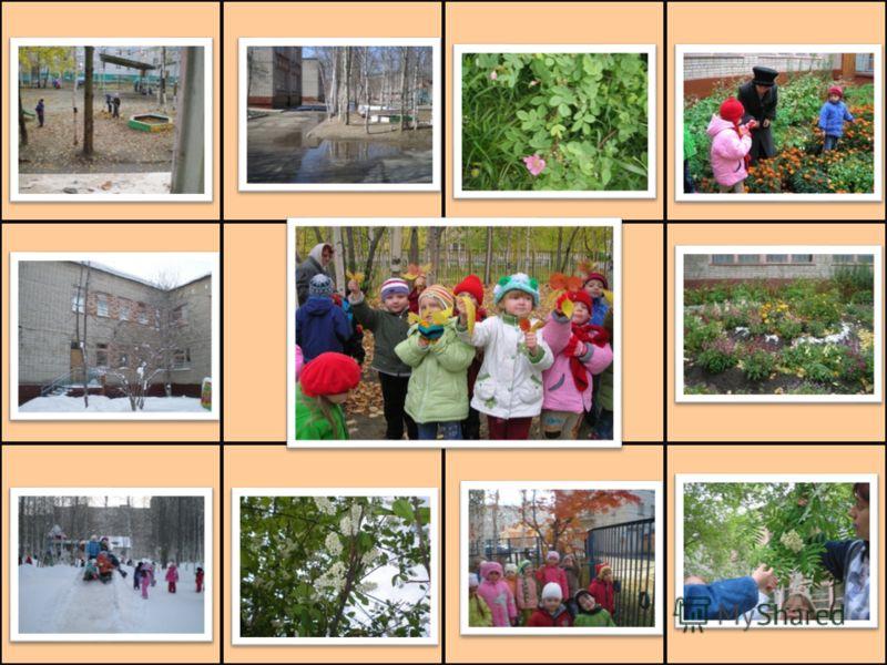 Дидактическая игра «Когда это бывает» Игра разработана на основе материалов экологической тропинки детского сада. Игра рекомендована для детей 4 - 7 лет. Цель: закрепить знания детей о сезонных изменениях в природе и их характерных признаках. Материа