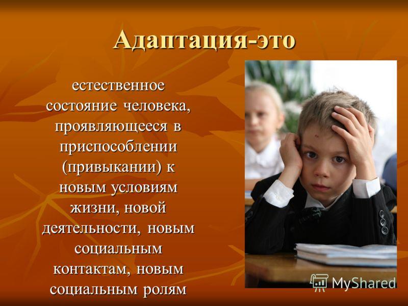 Адаптация первоклассника в школе Учитель начальных классов МБОУ СОШ 2 Некрасова Наталья Владимировна