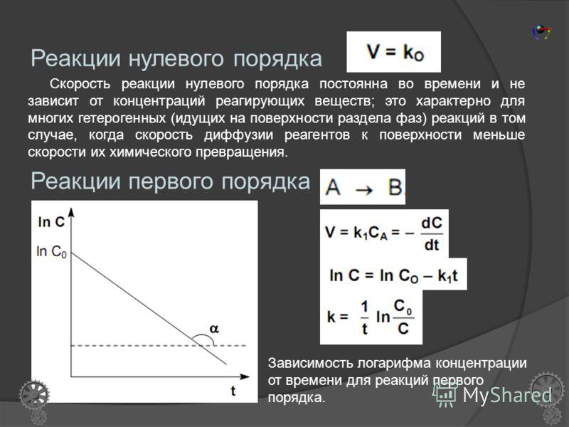 Молекулярность реакции Молекулярность химической реакции определяется числом молекул, в общем случае частиц (молекул, атомов, радикалов, ионов, т.е. любых формульных единиц), одновременно участвующих в элементарном химическом акте. В мономолекулярных