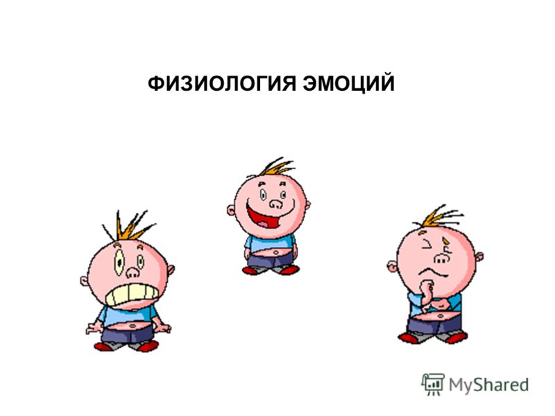 ФИЗИОЛОГИЯ ЭМОЦИЙ