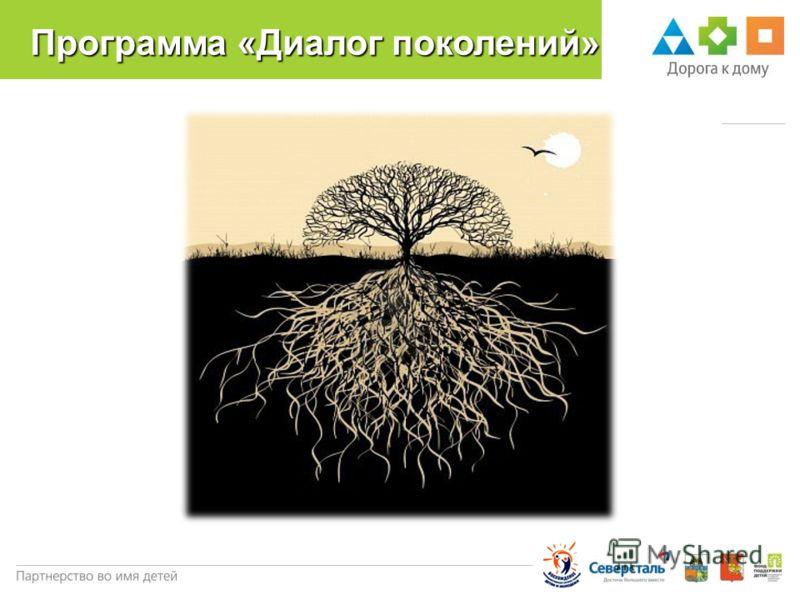 Программа «Диалог поколений»