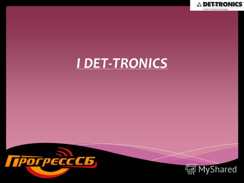 I DET-TRONICS