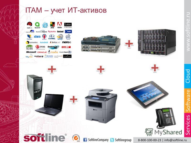 ITAM – учет ИТ-активов