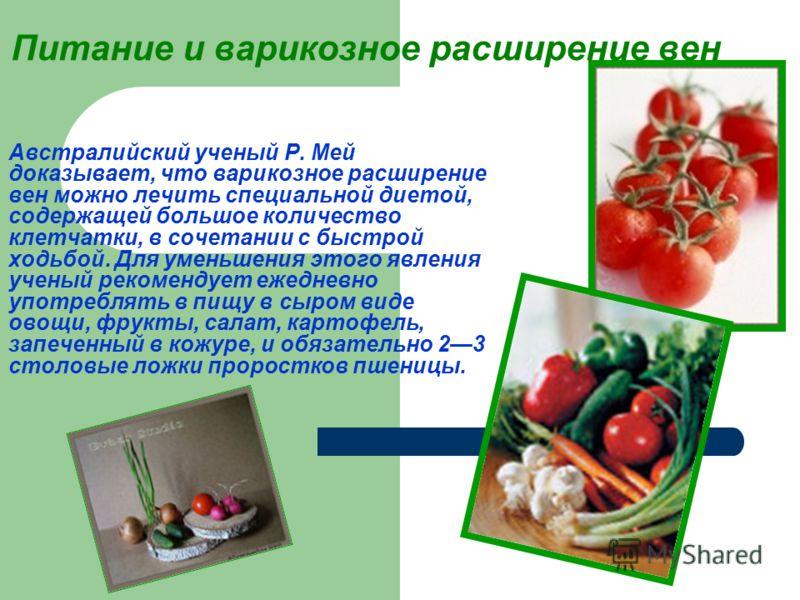 Правильное питание и неправильное питание r
