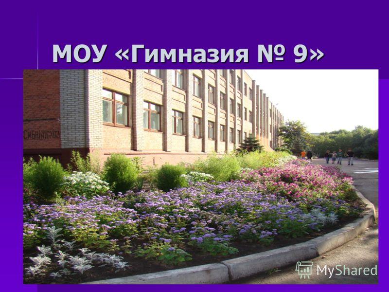 МОУ «Гимназия 9»