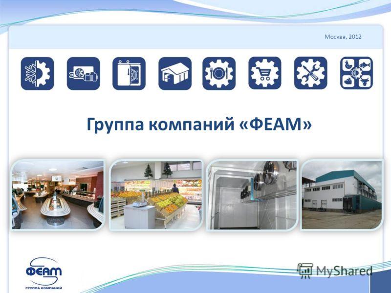 Москва, 2012 Группа компаний «ФЕАМ»