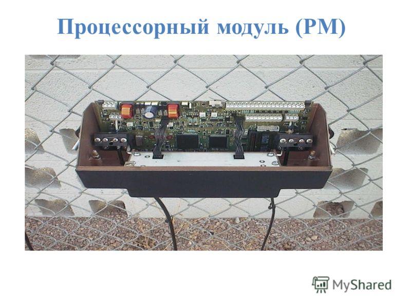 Процессорный модуль (PM)