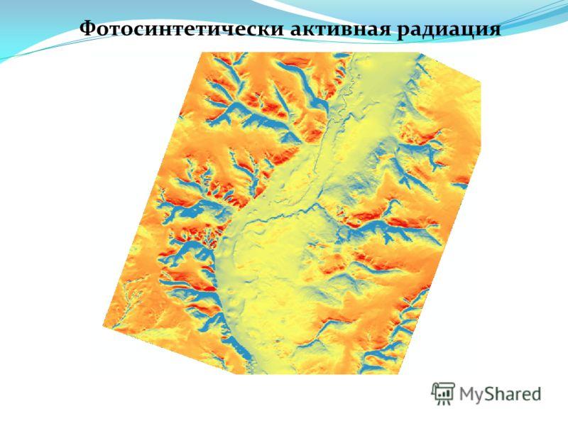 Фотосинтетически активная радиация