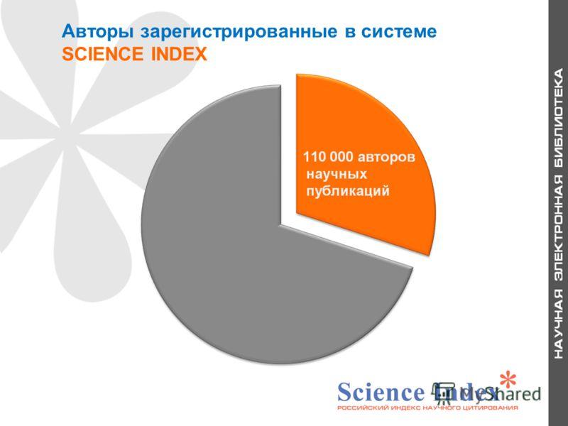2 Авторы зарегистрированные в cистеме SCIENCE INDEX