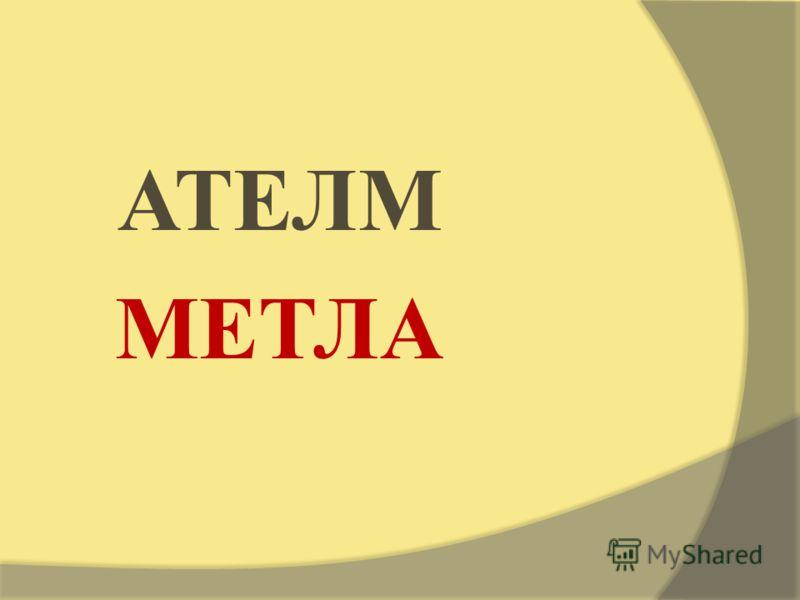 АТЕЛМ МЕТЛА