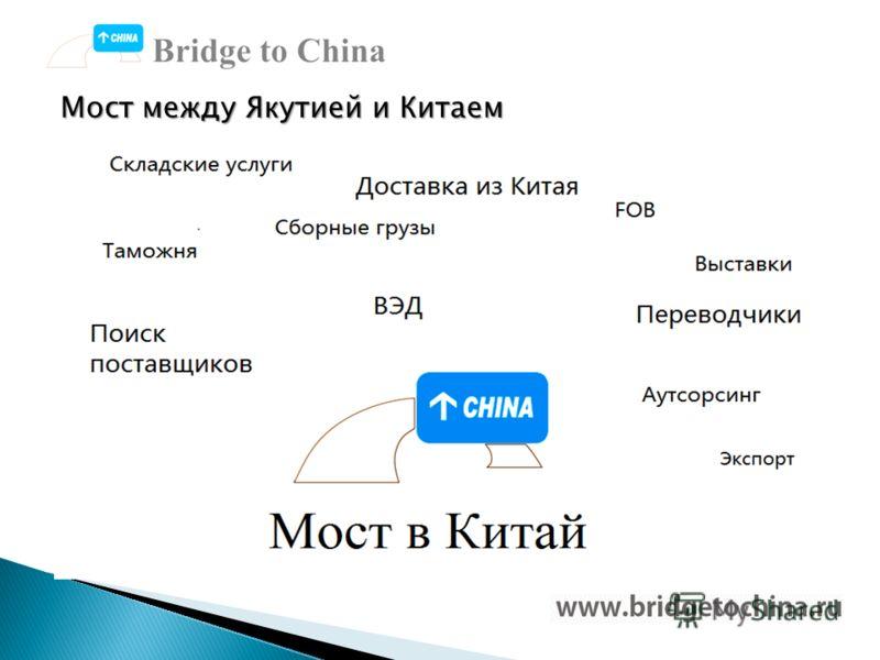 Мост между Якутией и Китаем