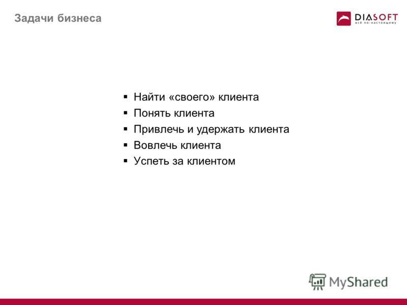 Россия и Украина: одинаковые тенденции Каждый банк желает знать, Кто его клиент