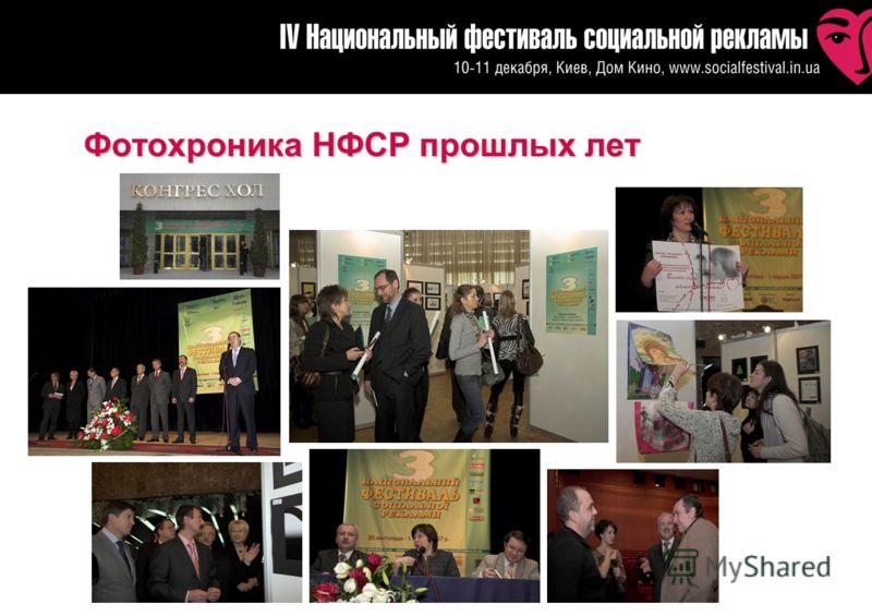 Фотохроника НФСР прошлых лет