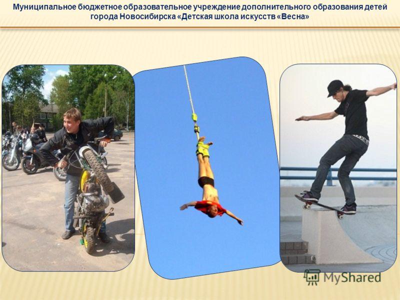 Муниципальное бюджетное образовательное учреждение дополнительного образования детей города Новосибирска «Детская школа искусств «Весна»