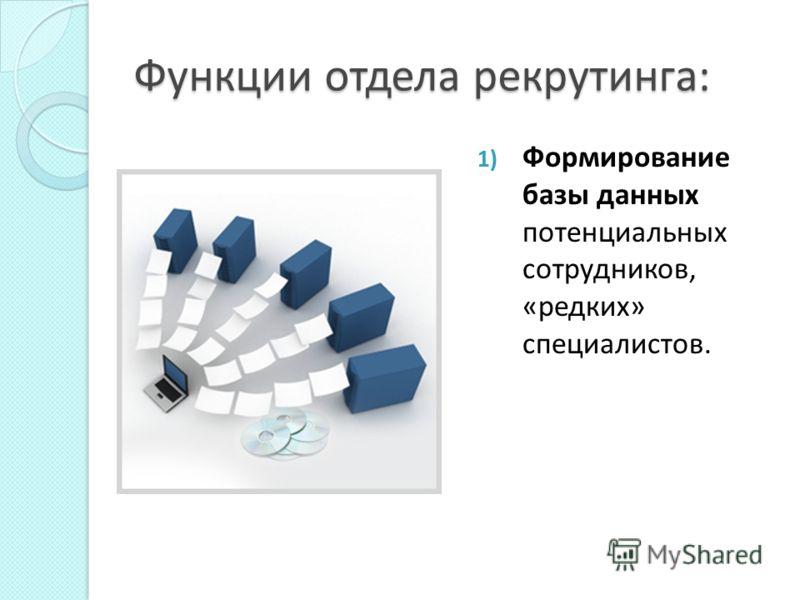 Рекрутмент - комплекс организационных мероприятий, проводимых в интересах Университета. Рекрутмент - комплекс организационных мероприятий, проводимых в интересах Университета.
