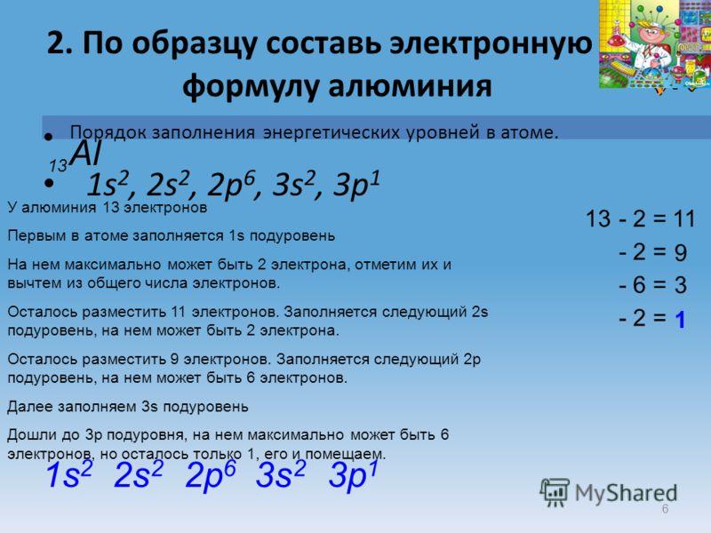 Электронная формула серебра схема