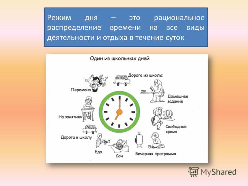 Распорядок рабочего дня беременных