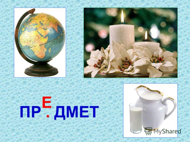 ПР. ДМЕТ Е