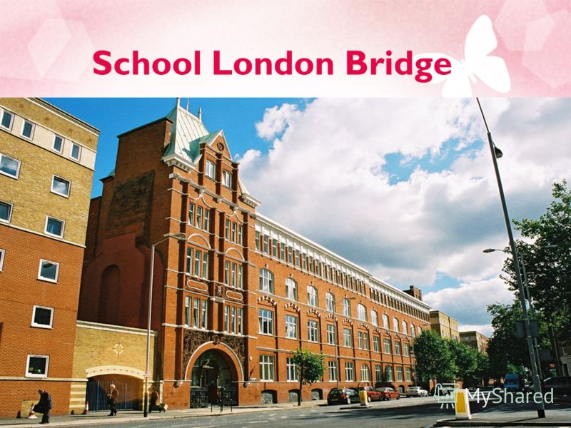 School London Bridge
