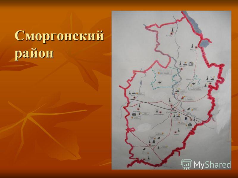Сморгонский район