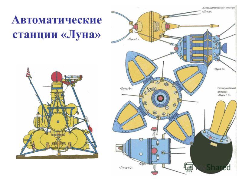 Автоматические станции «Луна»