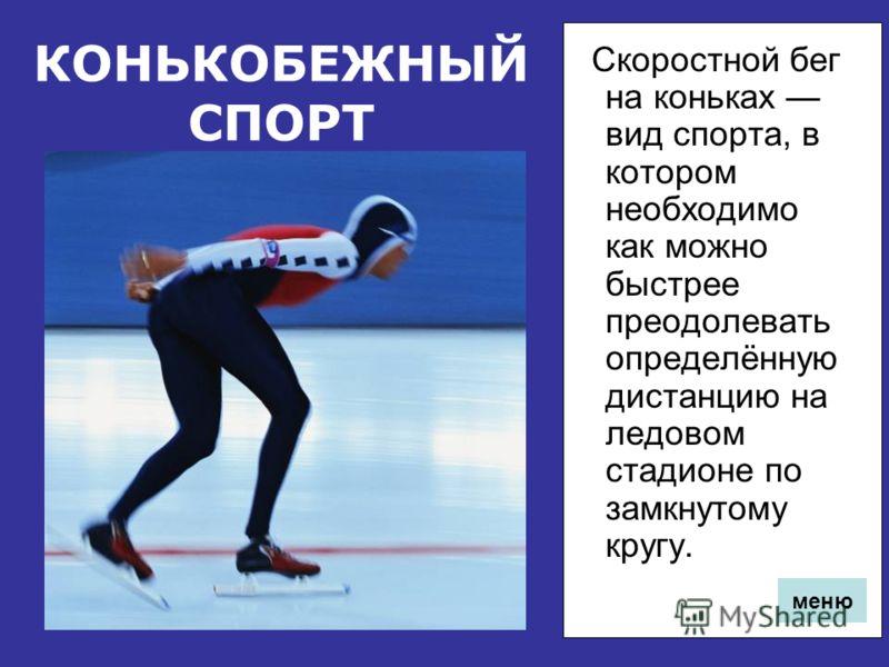Виды спорта Конькобежный спорт Биатлон Бобслей Фигурное катание Керлинг Хоккей Лыжные гонки Горнолыжный спорт Прыжки с трамплина Сноуборд