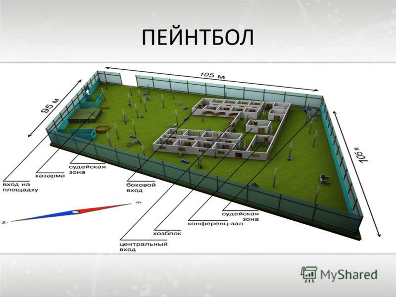 ПЕЙНТБОЛ