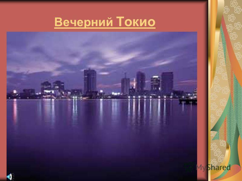 Обычно, говоря о Токио, имеют в виду «Большой Токио». Это высокоурбанизирован ная территория в которую, помимо самого Токио, входят 26 других городов, около 15 посёлков, острова Идзу и Огасавара, несколько мелких островов к югу от острова Хонсю. Вмес