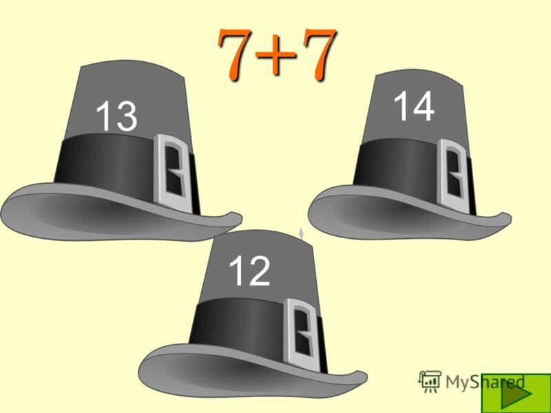 3+9 12 14 13
