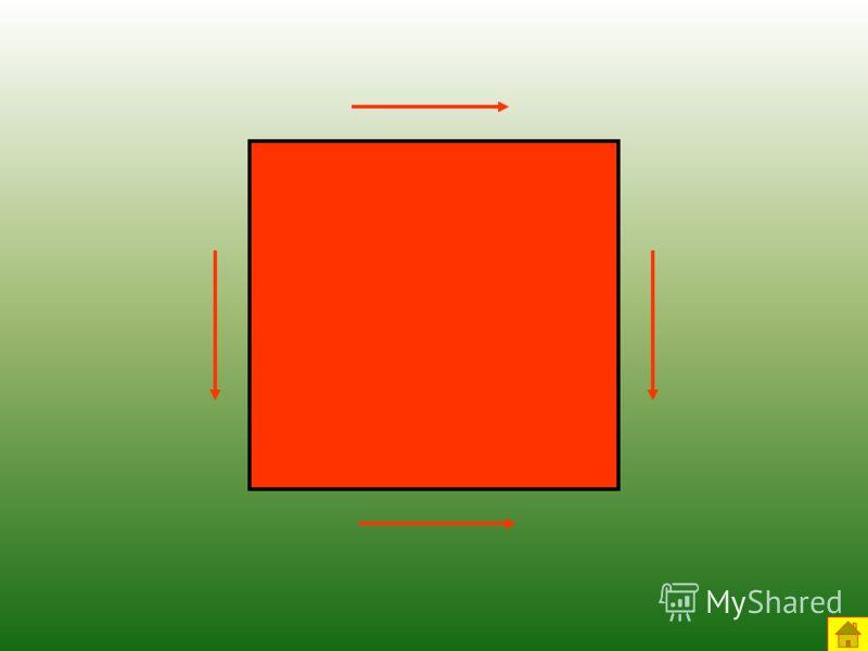 У квадрата все стороны равны