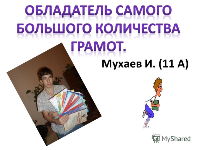 Мухаев И. (11 А)