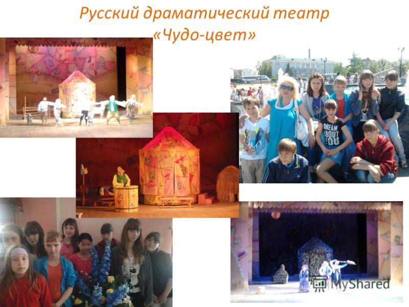 Русский драматический театр «Чудо-цвет»