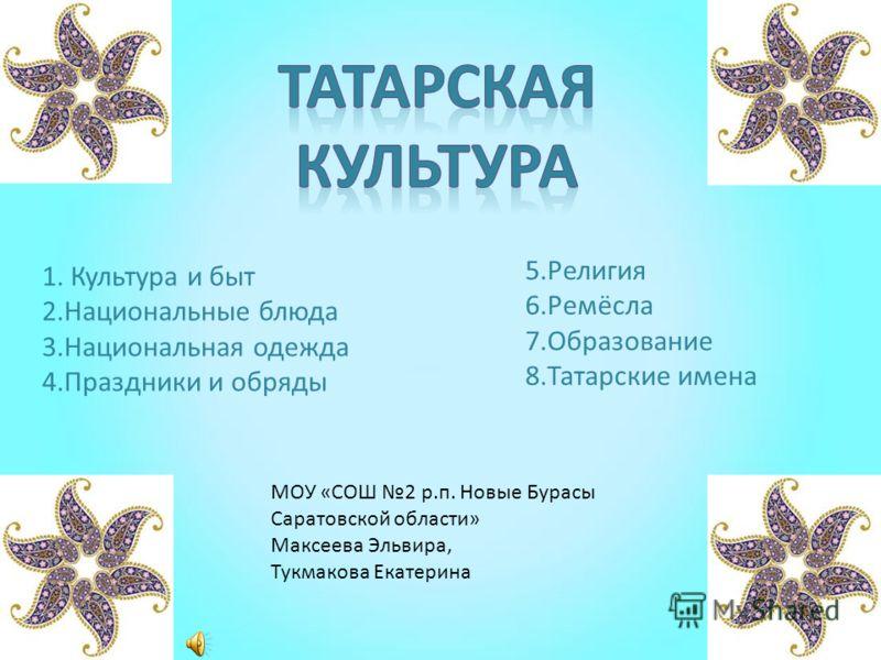 Праздники и обряды татар поволжья