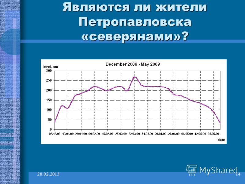 28.02.201314 Являются ли жители Петропавловска «северянами»?