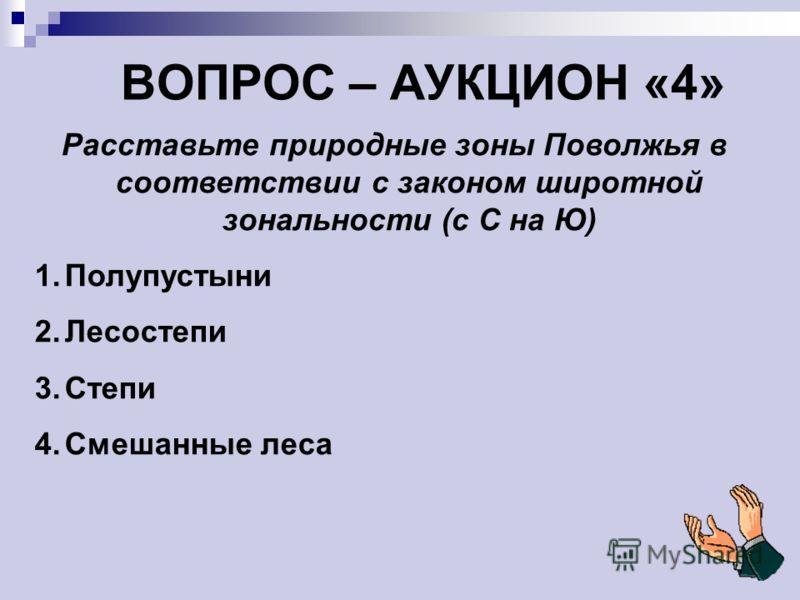 ВОПРОС – АУКЦИОН «3» Найдите соответствия: 1.Лаковая миниатюра 2.Подносы 3.Роспись посуды 4.Керамика 5.Резьба по дереву 1.Жостово 2.Палех 3.Богородское 4.Хохлома 5.Гжель