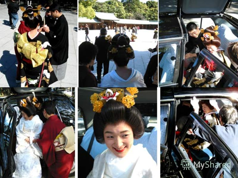 Японцы стойко придерживаются традиционной семейной обрядности, соблюдение которой считается необходимым условием приличий и достойного общественного поведения Японские свадебные церемонии, по сравнению с западными, экстравагантны и дороги, они предус