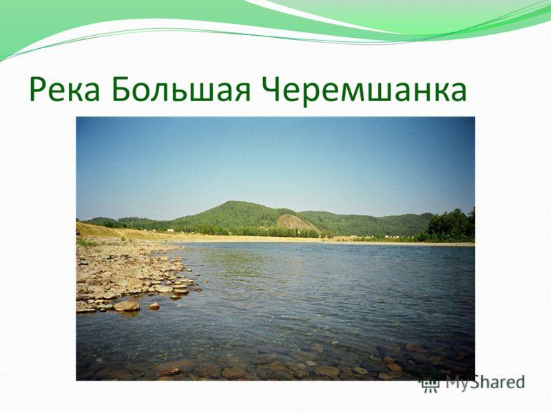 Река Большая Черемшанка