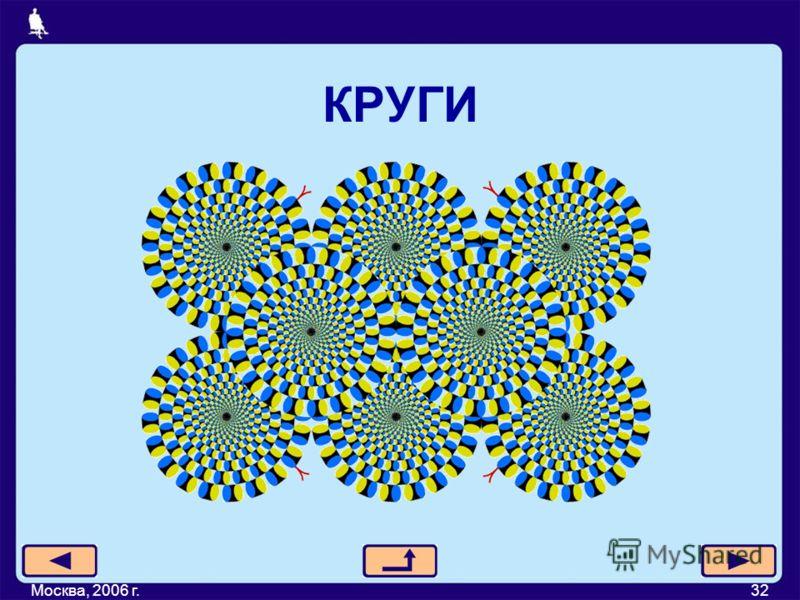 КРУГИ Москва, 2006 г.32