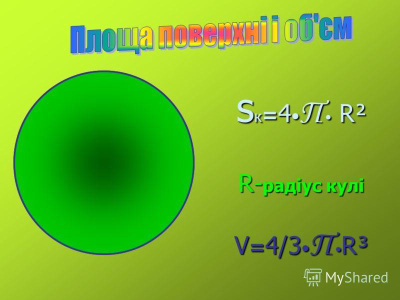 Центр РадіусДіаметр
